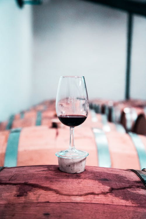 Catalan red wine