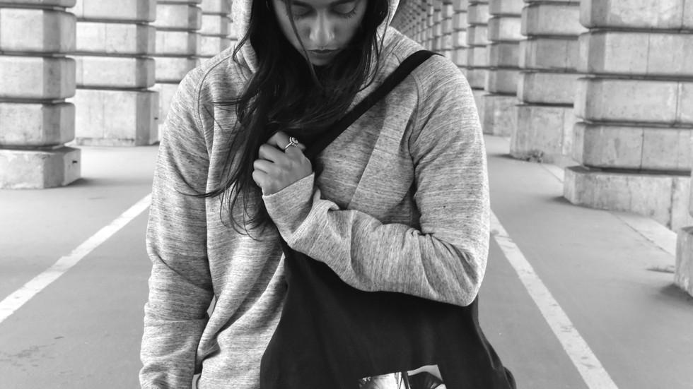 Tote Bag Laurinda Hudgens Mr & Mlle