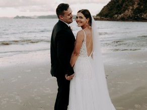 Real Wedding: Tala in River by Made With Love Bridal