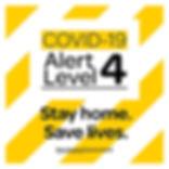 COVID - 19 Alert Level 4 Official Govt i
