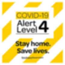 COVID - 19 Alert Level 4 Official Govt i