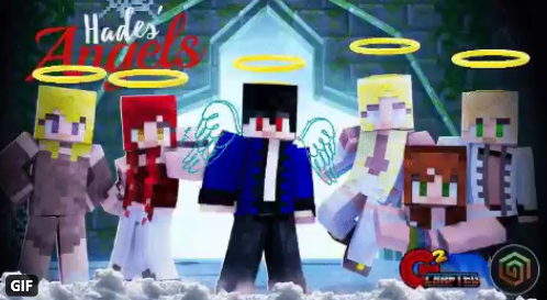Hades Angels Skin Pack