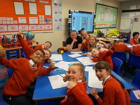 Bringing STEM and Enterprise Skills to Primary Schools