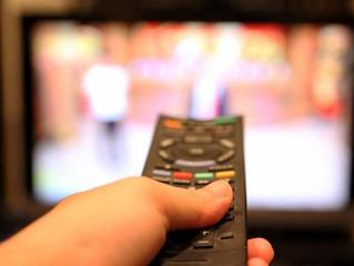 テレビは一日どのくらい観ますか?