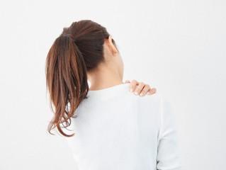 慢性的な肩こりでお悩みの女性多いですよね・・・