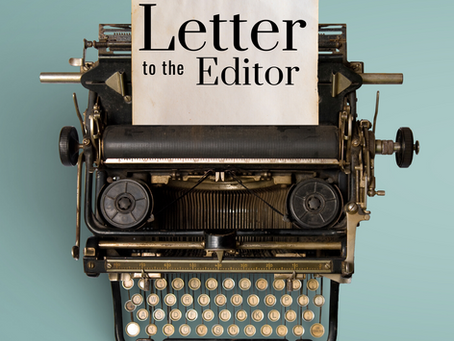 """Letter to the Editor - """"A Texan looks at Mitch Zundel"""""""