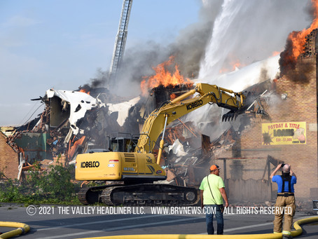 """NEWS – """"'It is timeless and it hurts' Fire destroys historic downtown Tremonton building"""""""