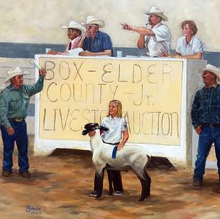 "BOX ELDER COUNTY FAIR  -  ""Fair Forward: It's all about the people"""