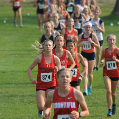 """SPORTS – """"Cross-country continues to shine at 2021 Cache Box Invitational"""""""