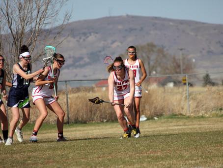SPORTS - Photo Gallery: Bear River High girls' lacrosse