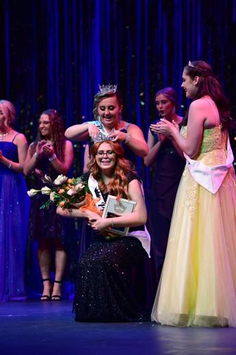 """COMMUNITY - """"Brigham City crowns a new Peach Queen!"""""""