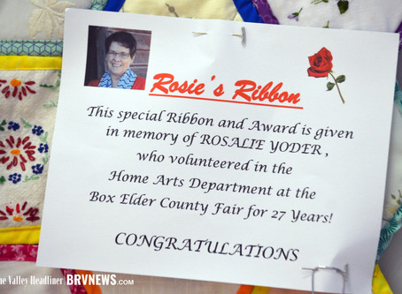 "FEATURE - ""Rosie's Ribbon keeps fair memories going while honoring a loved one"""