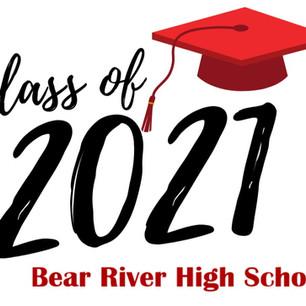 "NEWS – ""Graduation for Bear River High's Class of 2021 set for June 3"""