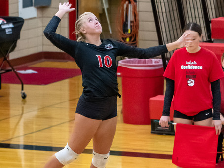 SPORTS - Giles awarded UVCA All-State volleyball recognition