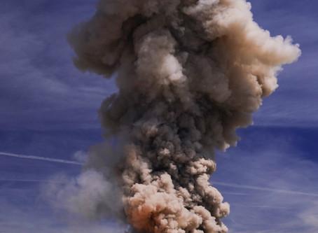 "NEWS - ""What a sight! Northrop Grumman conducts SLS booster test"""
