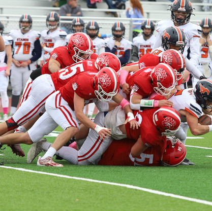 """SPORTS – """"Region play proves too tough for Bear River High football"""""""