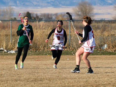 """SPORTS – """"Girls' lacrosse starts the season with a big win"""""""