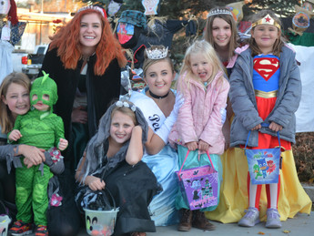 """COMMUNITY - """"Check out these community events and stir up some Halloween fun!"""""""