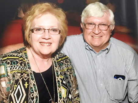 """SCHOOL - """"It's been a good ride"""" Couple retires after teaching a combined 70 years"""