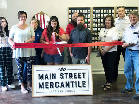 """COMMUNITY - """"Main Street Mercantile welcomed to downtown Tremonton"""""""
