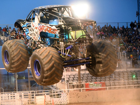"COMMUNITY - ""Monster Truck Insanity in Tremonton!"""