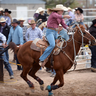 """SPORTS - """"Gearing up for Utah's High School Rodeo Association's state finals"""""""