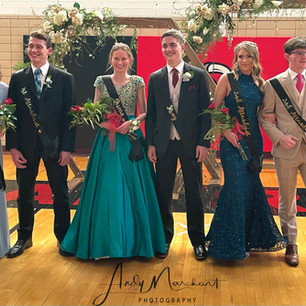 """SCHOOL – """"Mask up for Bear River High's 2021 Junior Prom"""""""
