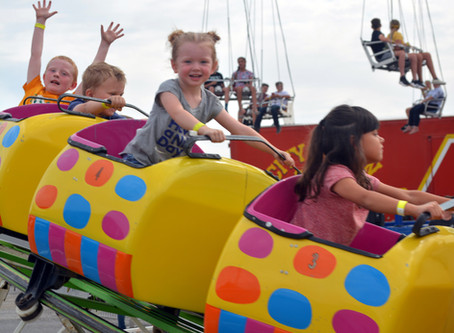 "COMMUNITY - ""Fair-time Flashback: Carnival Fun"""