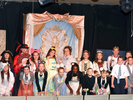 """COMMUNITY - """"Once upon a time at Tremonton's Main Street Playhouse Theater..."""""""