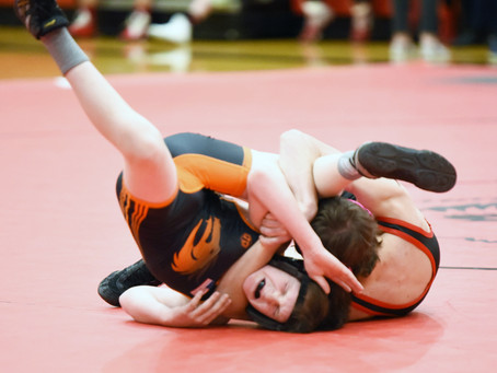 SPORTS - Photo Gallery: Bear River High wrestling