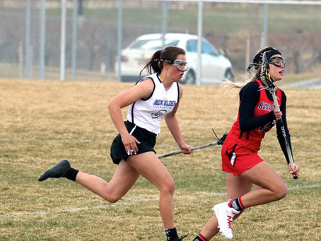 """SPORTS – """"Lady Bears lacrosse outscores Box Elder and East High"""""""