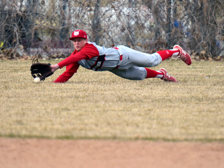 SPORTS - Photo Gallery: Bear River baseball vs. Box Elder