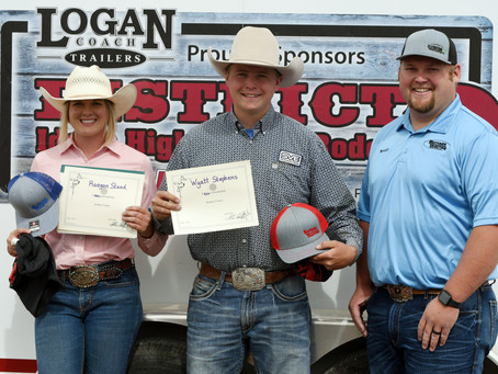 """SPORTS – """"Eight local cowboys and cowgirls headed to Idaho High School Rodeo Finals"""""""