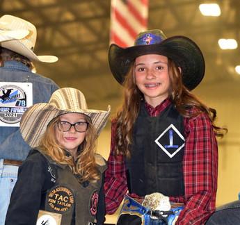"SPORTS - ""Mini bulls, riders bring big fun to fairgrounds"""
