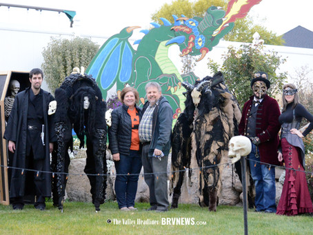 """FEATURE – """"This is Halloween - as the Dansie family likes it"""""""