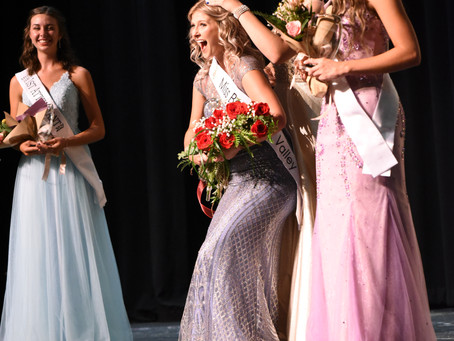 """NEWS – """"Paige Petersen crowned Miss Bear River Valley 2021"""""""