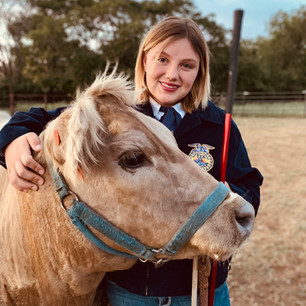 """SCHOOL – """"Bear River High senior looking to compete at FFA nationals"""""""