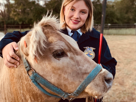 "SCHOOL – ""Bear River High senior looking to compete at FFA nationals"""