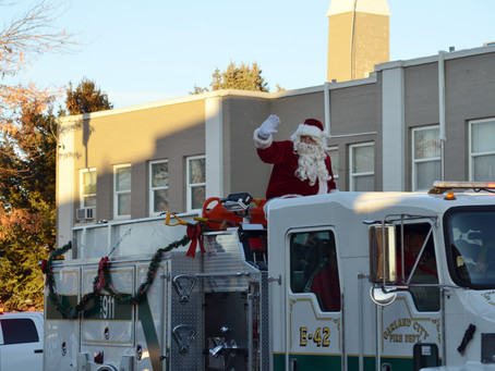 "COMMUNITY - ""Sirens for Santa"""