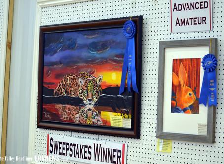 "COMMUNITY - ""Artistic talent on display at 2020 Box Elder County Fair"""