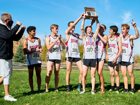 "SPORTS - ""Region champs! Bear River boys run for the title"""