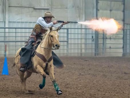 "FEATURE - ""Blazing Saddles, Bear River Shoot"""