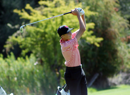 "SPORTS - ""Golfers take third at Logan River Golf Course"""