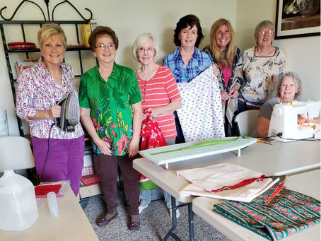 """COMMUNITY – """"An early Christmas for Our House Assisted Living residents"""""""