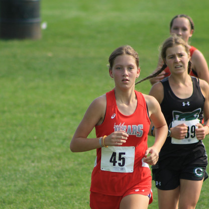 """SPORTS – """"Big step forward on the cross-country course for the Bears"""""""