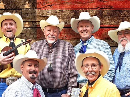 """COMMUNITY – """"Bar J Wranglers concert to be held Nov. 21 - hosted by The Madson Foundation"""""""