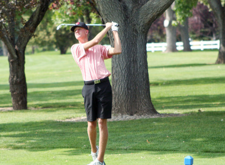 "SPORTS – ""Bennett gets the hole-in-one for Bear River golf"""