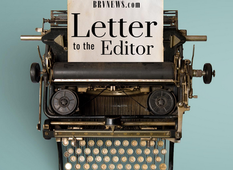 "OPINION - Letter to the Editor - ""A community-wide thank you"""