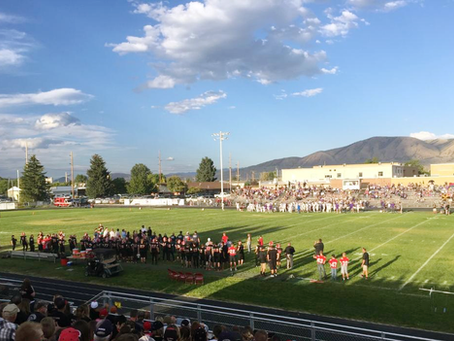 """OPINION – """"A love letter to Bear Field"""""""