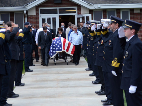 """NEWS – """"Garland pays tribute to one of their own - Bill Bishop"""""""